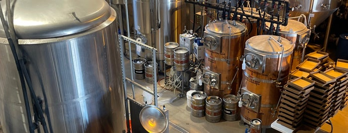 Three Nations Brewing Co. is one of Dallas/FW.