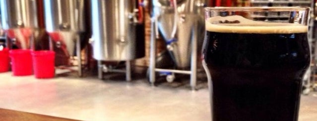 The Collective Brewing Project is one of DFW Craft Beer.