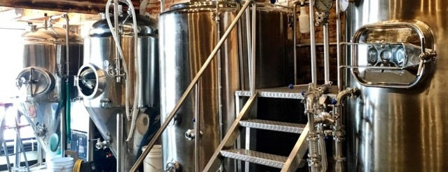 Intrinsic Smokehouse & Brewery is one of D-Town: To Do in Dallas.