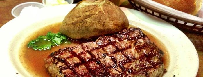 Cattlemen's Steakhouse is one of Route 66 Roadtrip.