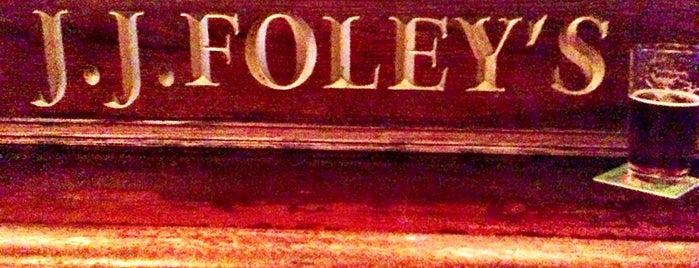 J.J. Foley's Cafe is one of Beautiful Boston.