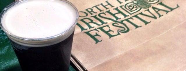 North Texas Irish Festival 🍀 is one of Tempat yang Disimpan Hans-Henrik T.