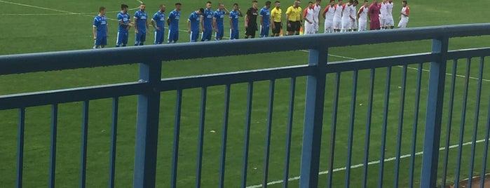 "Стадион ""Градски"" Несебър (Nessebar Stadium) is one of Lugares favoritos de 83."
