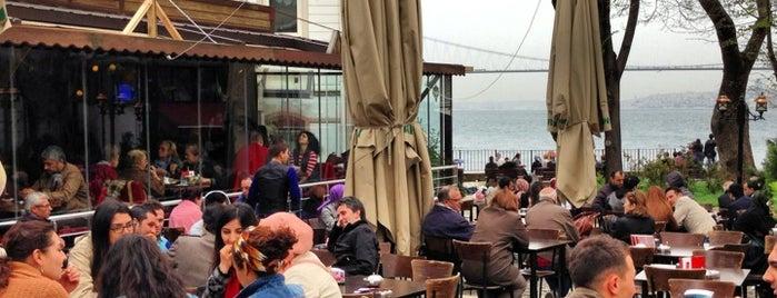 İskele Çınaraltı Aile Çay Bahçesi is one of Istanbul Restaurants, Cafes, Clubs.