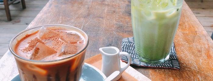 Vermillion - cafe. is one of KIX.