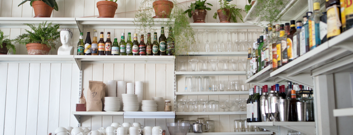 Clarke's Bar & Dining Room is one of 10things x Cape Town.