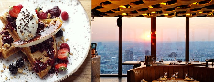 Duck & Waffle is one of Things to do in LONDON, curated by local experts.