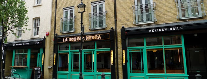 La Bodega Negra is one of Things to do in LONDON, curated by local experts.