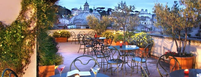 Hotel Locarno is one of Things to do in ROME, curated by local experts.