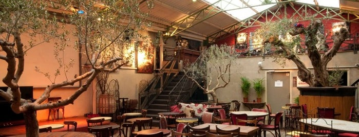 La Bellevilloise is one of 10things x Paris.