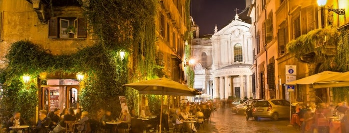 Bar Della Pace is one of Rome.