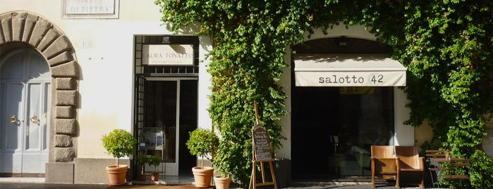 Salotto 42 is one of Things to do in ROME, curated by local experts.