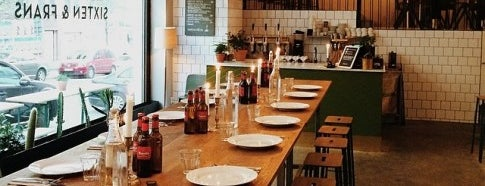 Sixten & Frans is one of Things to do in STOCKHOLM curated by local experts.
