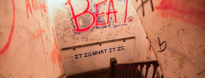 Beat is one of Things to do in LONDON, curated by local experts.