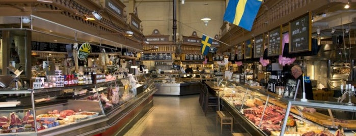 Östermalms Saluhall is one of Things to do in STOCKHOLM curated by local experts.