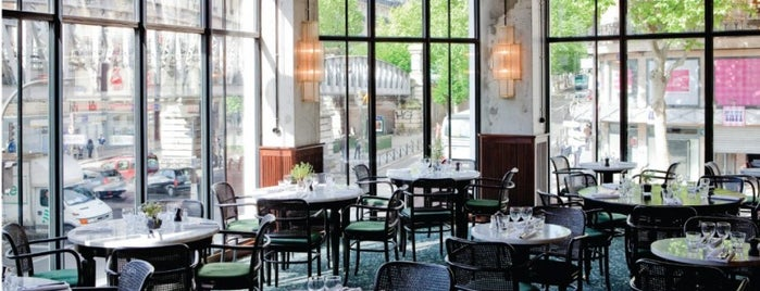 Brasserie Barbès is one of 10things x Paris.