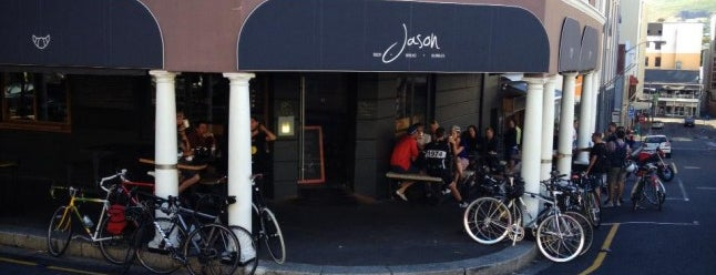 Jason Bakery is one of Honeymoon in Cape Town.