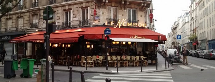 Le Nemrod is one of 10things x Paris.