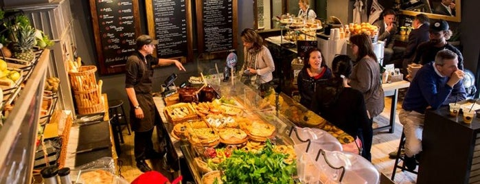 aT - fast casual restaurant is one of Things to do in ROME, curated by local experts.