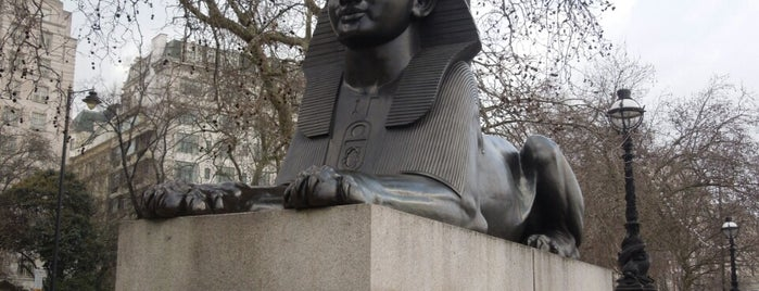 Obelisk (Cleopatra's Needle) is one of London - All you need to see!.