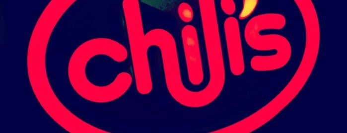 Chilis is one of Jubail !.
