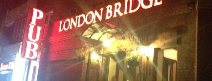 London Bridge Pub is one of Gespeicherte Orte von 💃VIKА💃.