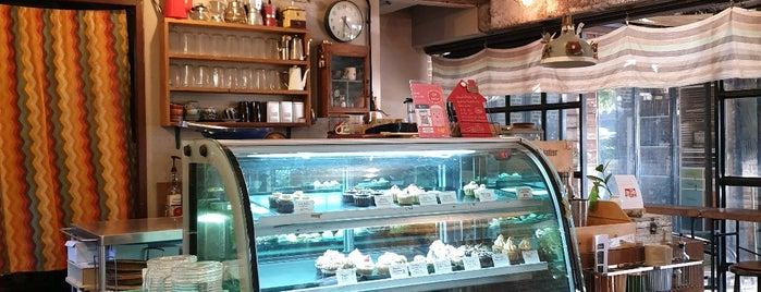 Jun Jun Shop & Café is one of Thailand.