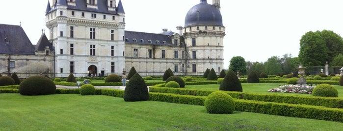 Château de Valençay is one of France - Loire Valley.