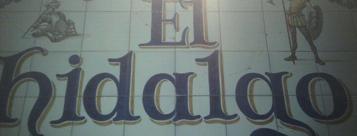 El Hidalgo is one of Lugares favoritos de Mym.