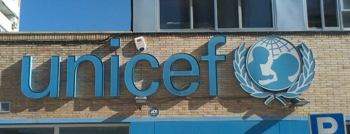 Unicef is one of Fundaciones en Madrid.