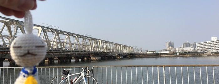 JR神戸線 府県境 is one of 大阪なTodo-List.