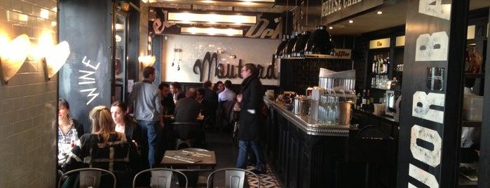 Moutarde Street is one of Restaurants Paris.