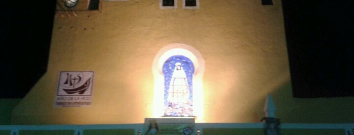 Santuario De Ntra. Sra. De Izamal is one of Orte, die Chilango25 gefallen.