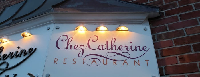 Chez Catherine is one of Lizzie 님이 저장한 장소.