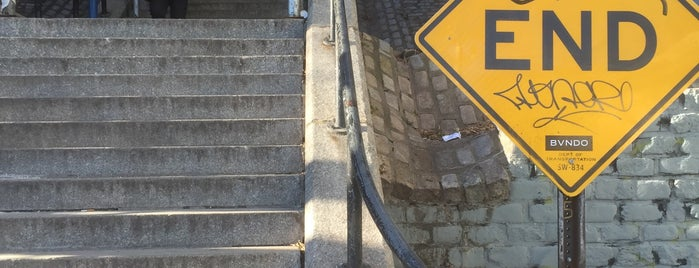 The Stairs at 238th is one of Cindy : понравившиеся места.