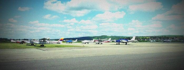 Shoreham (Brighton City) Airport is one of UK & Ireland Airports.