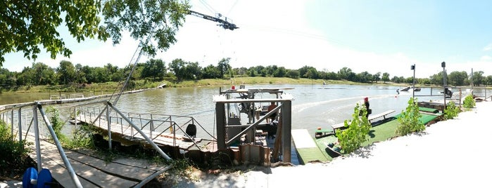Wake Zone Cable Park is one of Lugares guardados de charlotte.