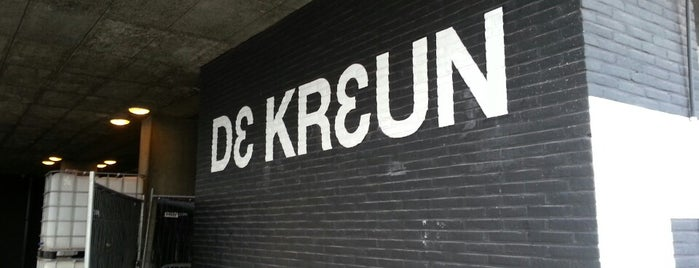 De Kreun is one of Nightlife.
