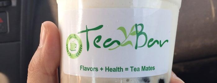 The Tea Bar is one of Andrew: сохраненные места.
