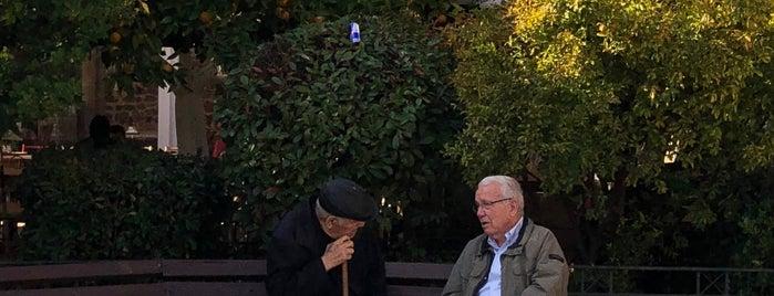 Πλατεία Εθνικής Αντίστασης is one of Kyriakiさんのお気に入りスポット.