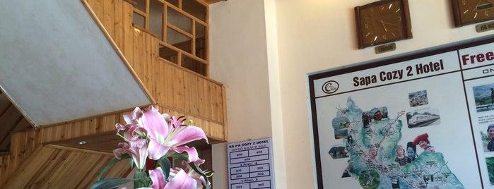 Sapa Cozy 2 Hotel is one of Yuwi'nin Beğendiği Mekanlar.