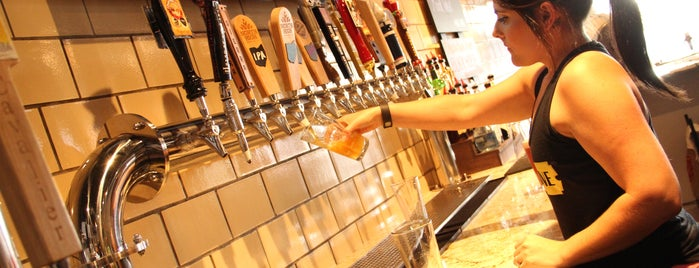 Brewfontaine is one of CraftBeer.com's Best Craft Beer Bar in Every State.