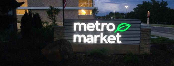 Metro Market is one of Madison.