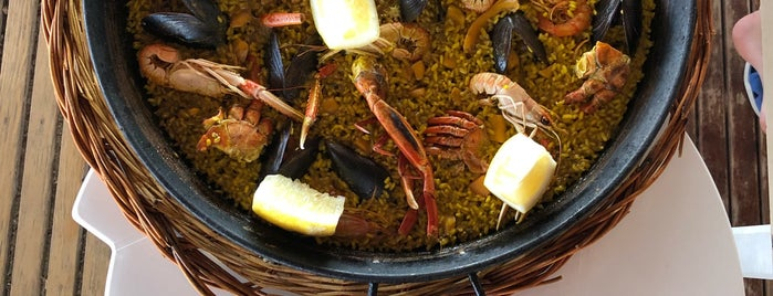 Restaurante Martina is one of Best of Ibiza.
