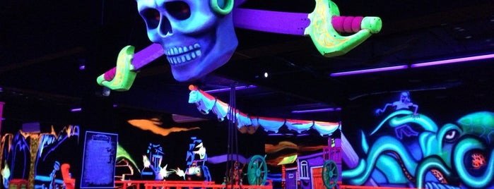 Pirate's Mini Golf is one of Cancún (Lugares por probar).