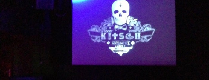 Kitsch London is one of London Bar & Clubbers Guide.