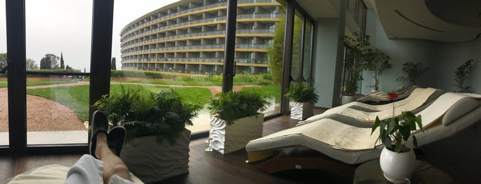 SPA center / СПА Центр is one of Expert Level (Antalya / Astana)さんのお気に入りスポット.