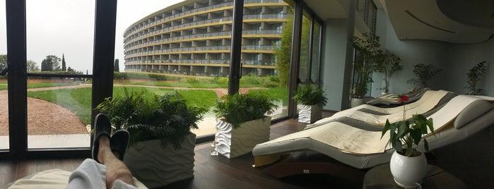 SPA center / СПА Центр is one of Orte, die Expert Level (Antalya / Astana) gefallen.