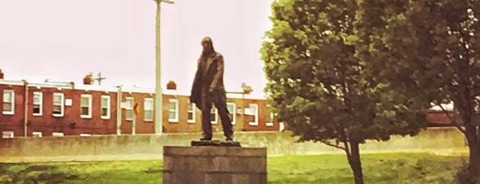 Walt Whitman Statue is one of Posti che sono piaciuti a Jamez.
