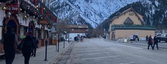 Leavenworth is one of Wanderlust.